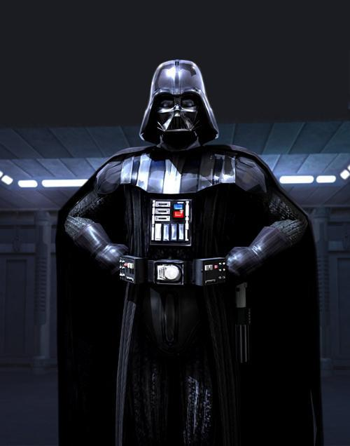Darth Vader is: