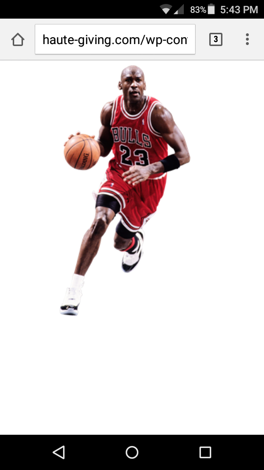 How old is Michael Jordan?