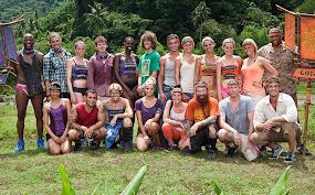 Most of the competitors on survivor are