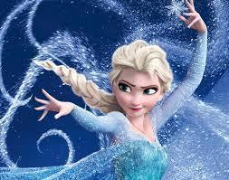 Elsa : All Right, My turn. Imagine you can create ice all throughout the quiz. Okay..  Do you like Jokes?