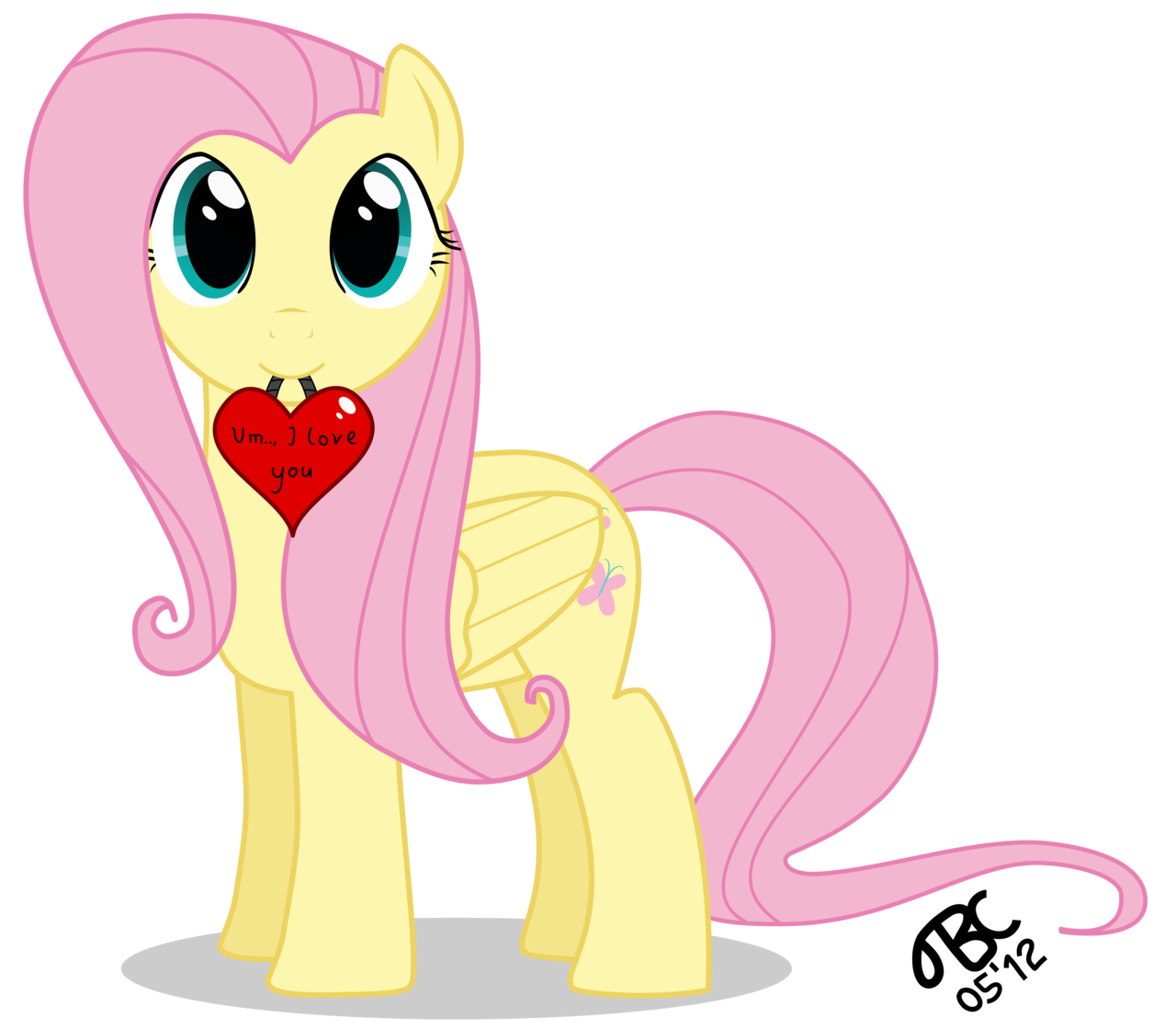 I almost forgot a very important question! Do YOU like Fluttershy?