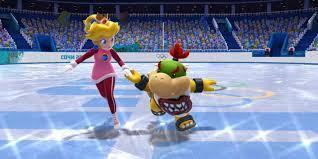 Bowser junior thought peach was his mum