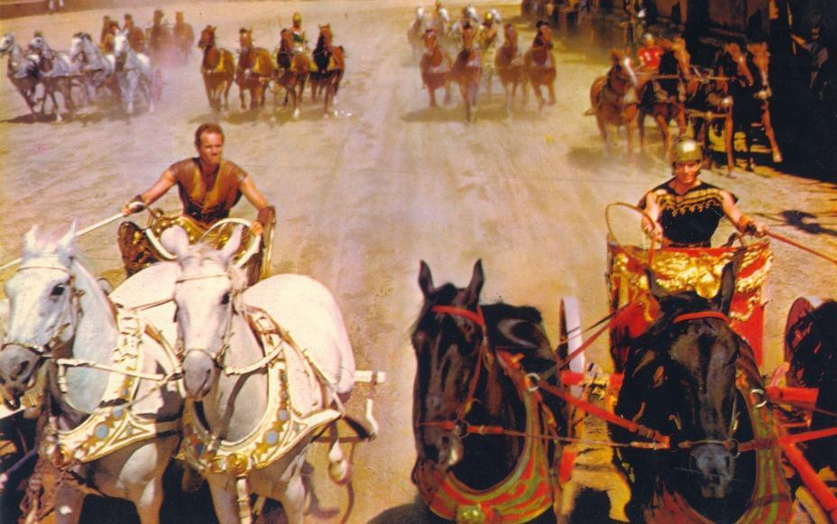 How many Academy Awards did Ben Hur win ?