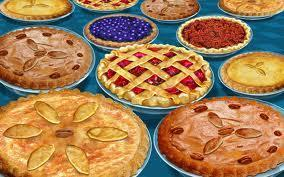 WHICH KIND OF PIE DO YOU PERFER?