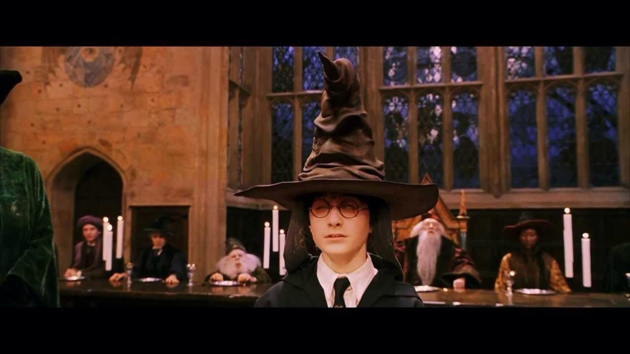What house would the Sorting hat put you in?