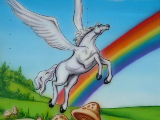 WHAT DO YOU THINK OF UNICORNS ?!?!?!?