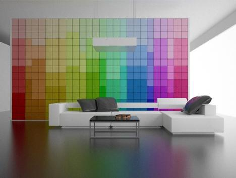 What color does you room have on the walls? Or include?