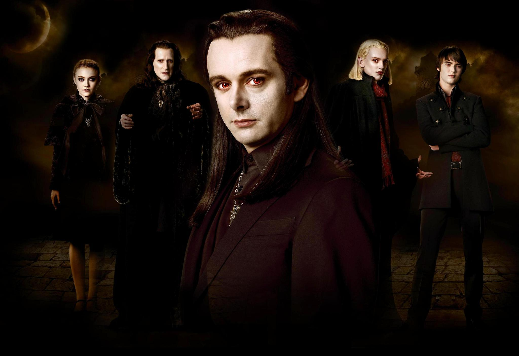 Who are the Volturi family members??