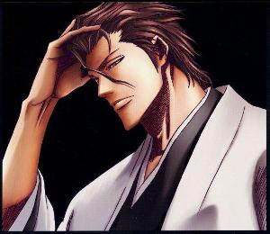 Gin leads you towards Aizen. With them both grinning insanely, you start to feel a little nervous. Aizen takes Skye by the hand and stands up. Aizen: This is our Espada number 0! He says and everyone gasps.