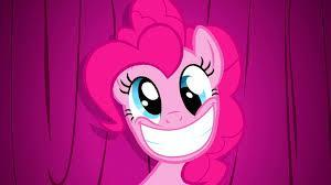 what does pinkie pie lik to say