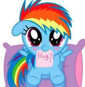 Do you like Rainbow Dash