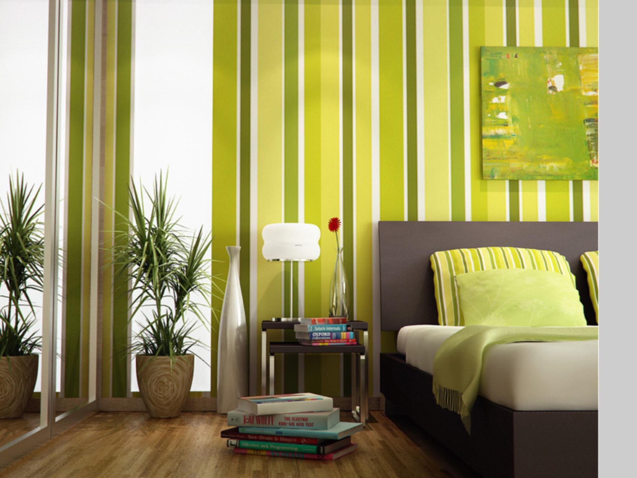What color would  your bedroom be if you could paint it any color?