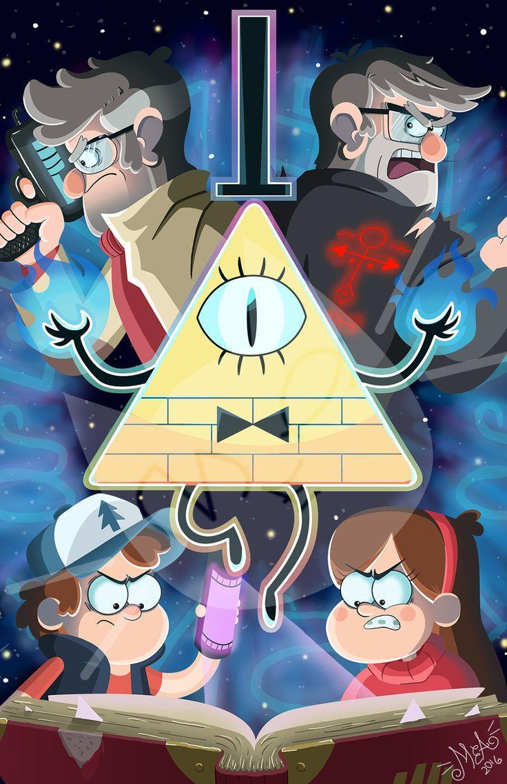 which gravity falls character would you choose