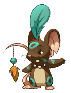 First question! What is the magic mouse in Transformice called?