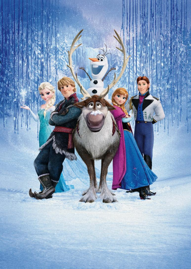 Which Frozen character is best?
