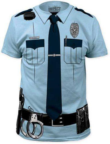 what will you feel like when wearing police uniform?