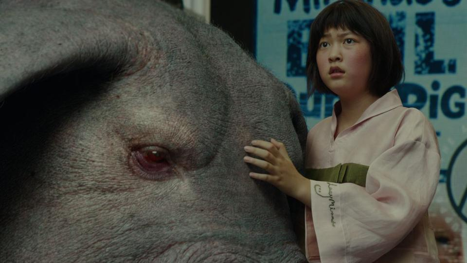 Did you cry when you watched Okja?