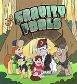 My Little Pony or Gravity Falls