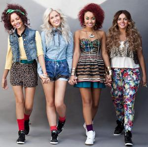 When did Little Mix form?