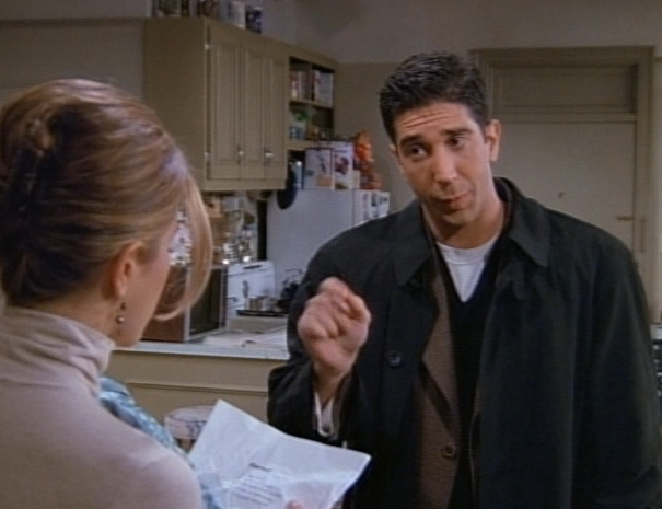What were two cons preventing Ross to get with Rachel?