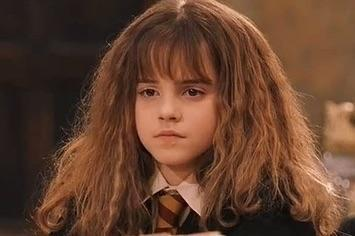 What is Hermione's last name?