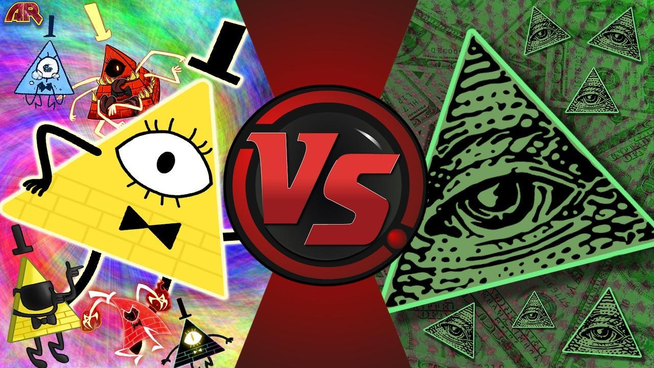 Is Bill Cipher the illuminati