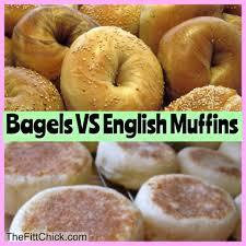 Bagel or English muffin?