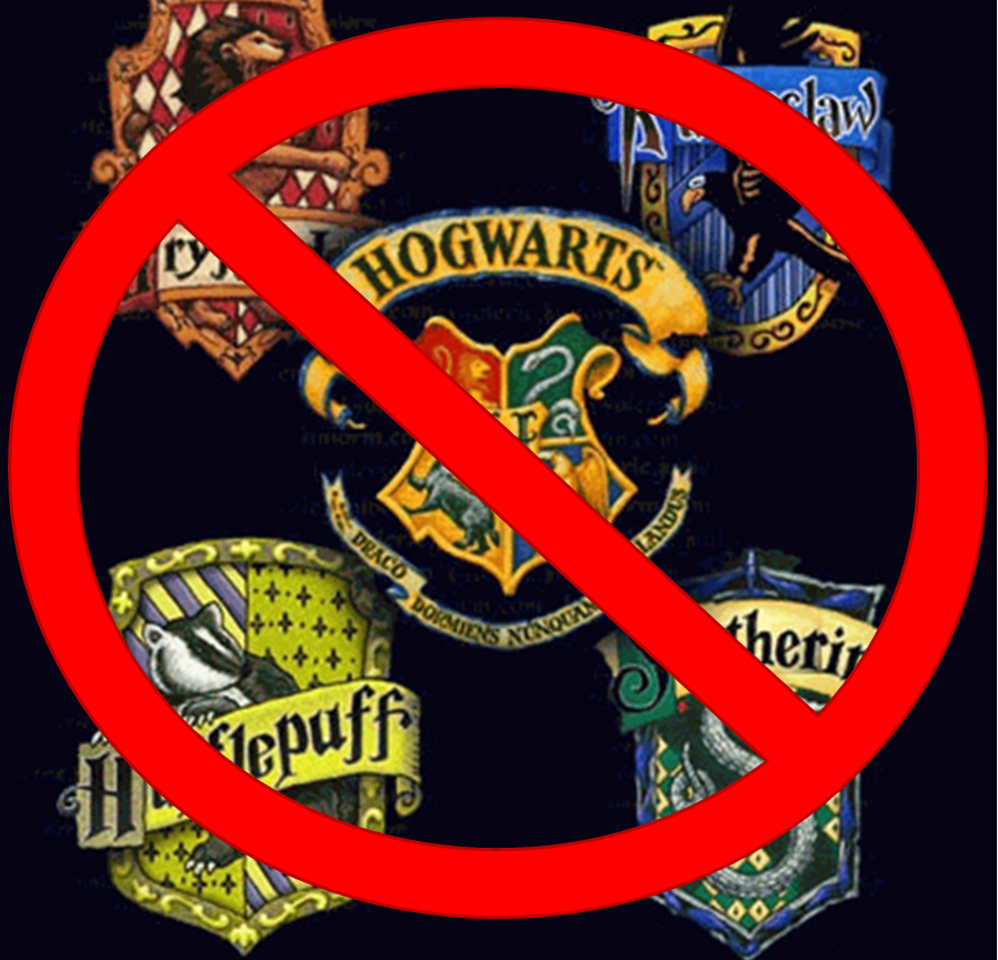 what Hogwarts house do you not want to be in?
