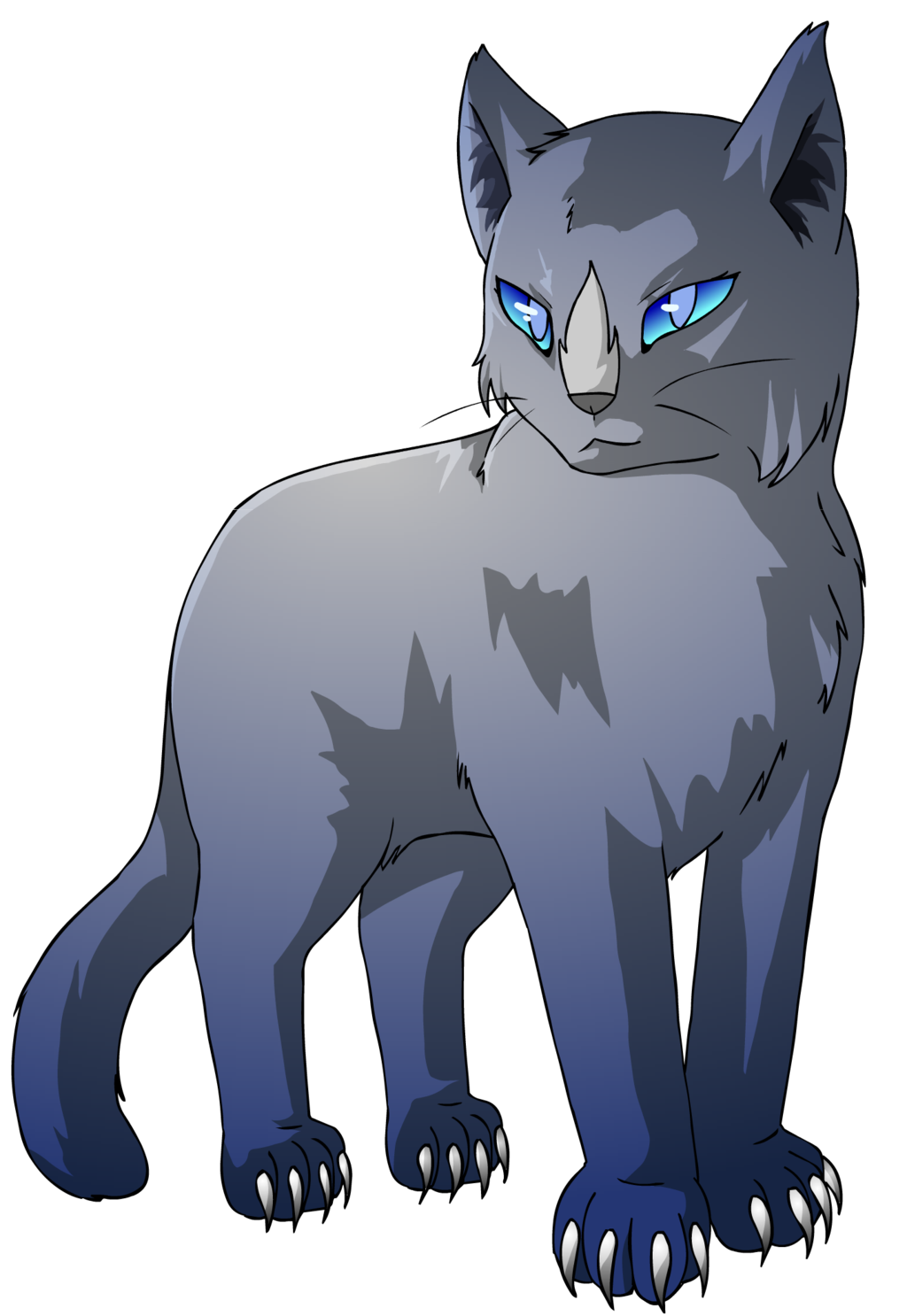 Into The Wild: How did Bluestar Lose her first life?