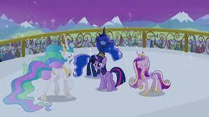 What is your favourite song out of You'll play your part and Celestia's ballad?