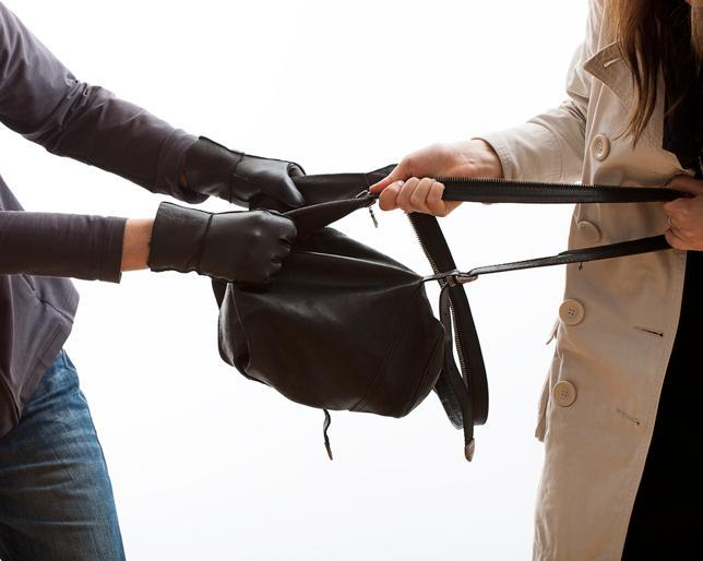 "You hear a woman scream, ""Help! He has my purse!"" The purse snatcher is headed your way. How do you react to the situation?"