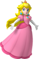 Princess Peach's Castle, is so elegant! What's she giving out, that is just as elegant?
