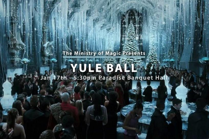 Who would you like to go to the yule ball with?