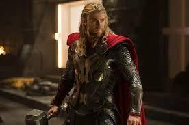Who lifts/moves/gets its to budges Thor's hammer?