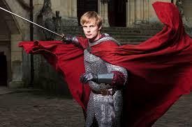 Who plays Arthur Pendragon?