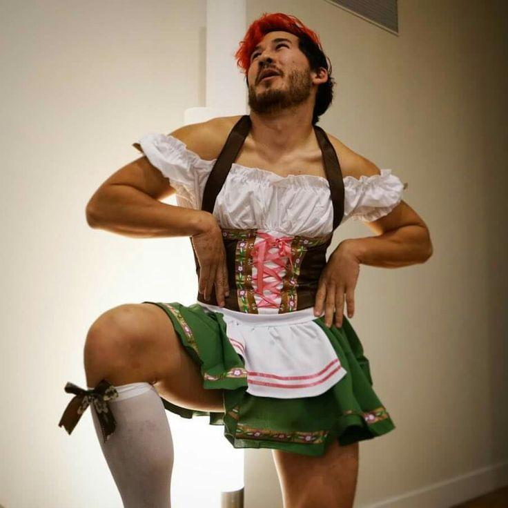"What Kind Of Apron Was Markiplier Wearing During The Video ""Markiplier Makes Pancakes"" Remember No Cheating!! ;)"