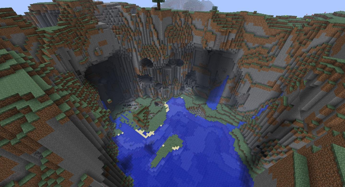 OK, now for some RPing. You're dropped into your new MC world. What's the first thing you do?