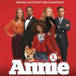 What color was Annie's dress?