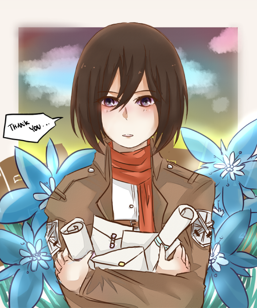 When was Mikasa's birthday?