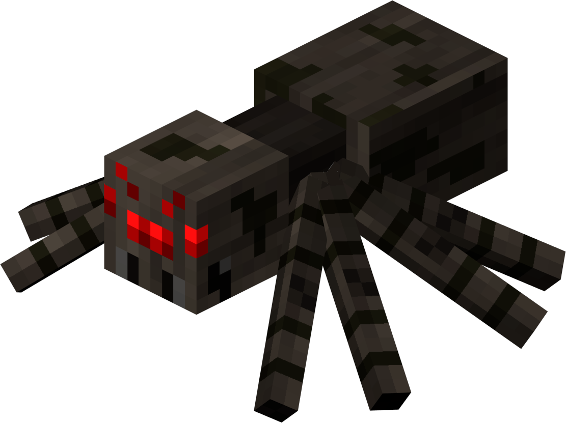What type of mob is a spider