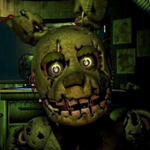 If you were to be an animatronic and you were left to wither, what would you like?