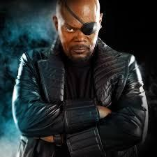 What did Nick Fury's granddad carry in his lunchbox on the way home from work?