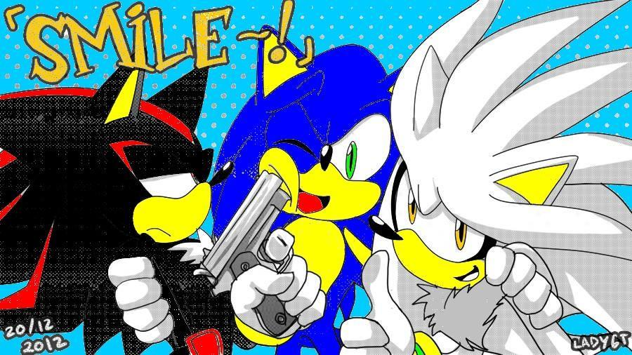 Sonic: we should of got here sooner Shadow: I am going to kill both of you Silver: no you wont! We all start will s so we are meant for each other! Maria: um ok well what is your flaw?