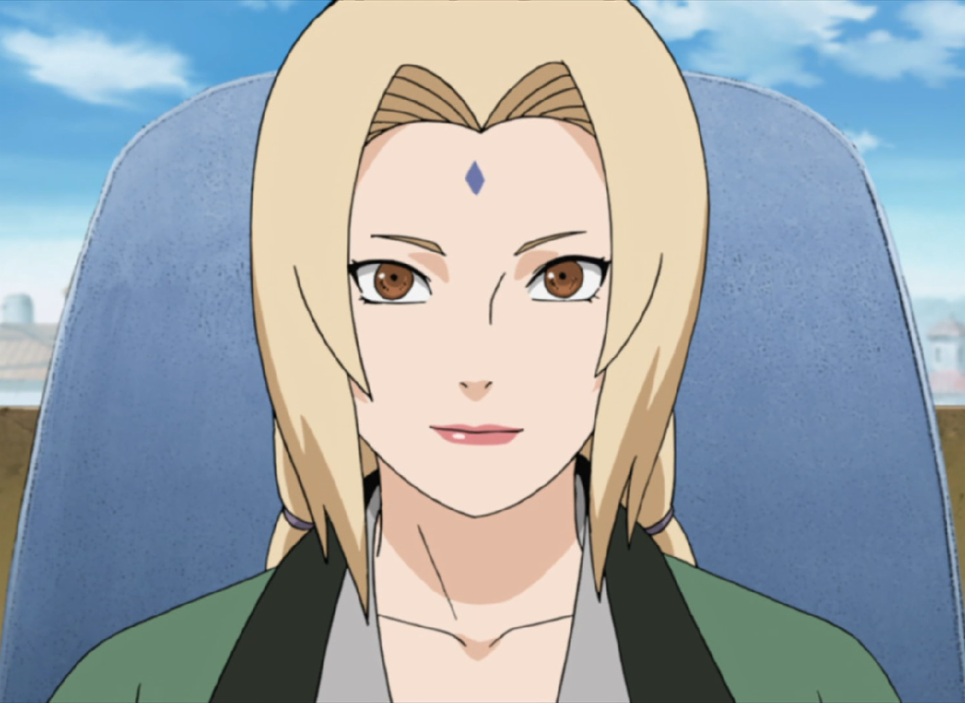 Who stuck around the village to be taught Medical Ninjutsu and Chakra Enhanced Strength by Tsunade?