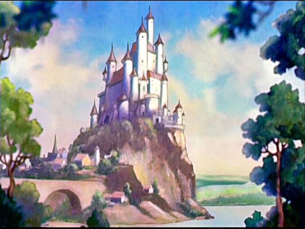What movie is this castle from?