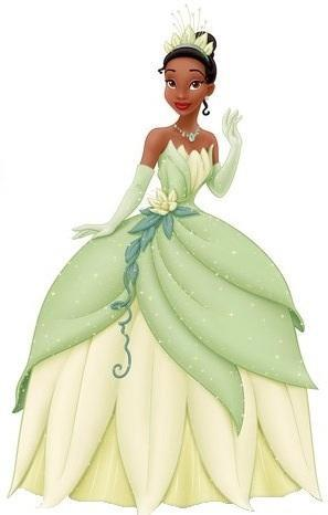 Are you ready for the last one? Here goes... What is Tiana's job in the Princess and the frog?