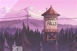 In what state was Gravity Falls located?