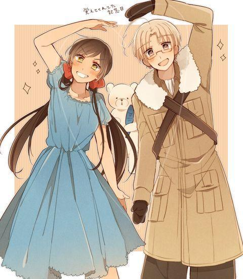 Who you want to marry in Hetalia ?