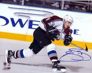 Who was the best player on the Colorado Avalanche or previously the Quebec Nordiques