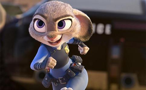 Who plays Judy Hopps?